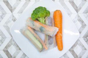 Summerrolls – leichte & frische Küche